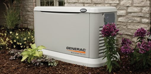 Whole-home and business backup generator services at RMG Electrical, Inc in Houston, Texas