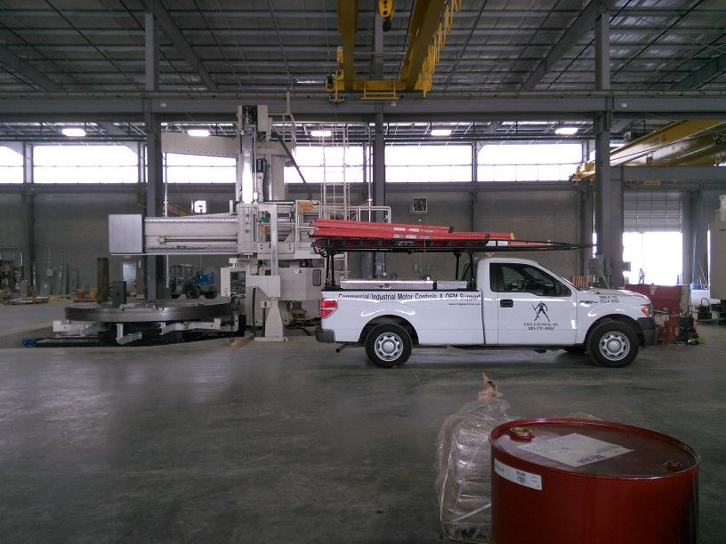 The best commercial, industrial, original equipment manufacturer (oem), and whole home generator electrical service in Houston Texas: RMG Electrical, Inc.